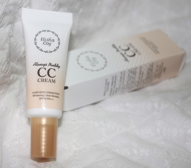 Elishacoy Always Perfect CC Cream Review