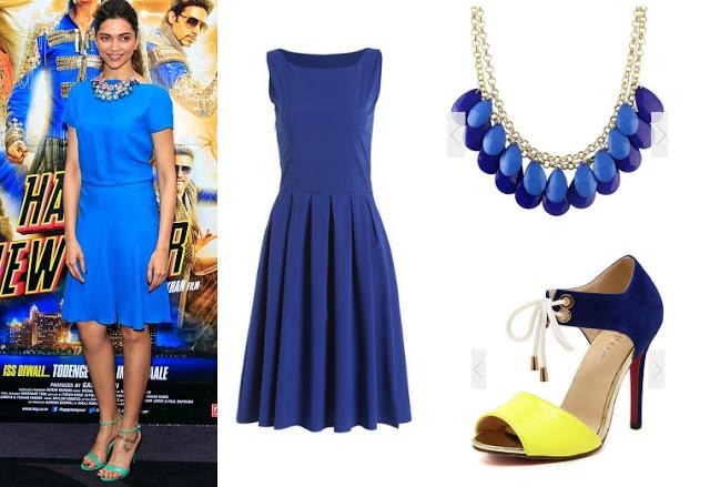Celebrity Style: Deepika Padukone