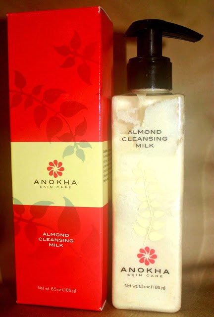 Anokha Skin Care Almond Cleansing Milk Review