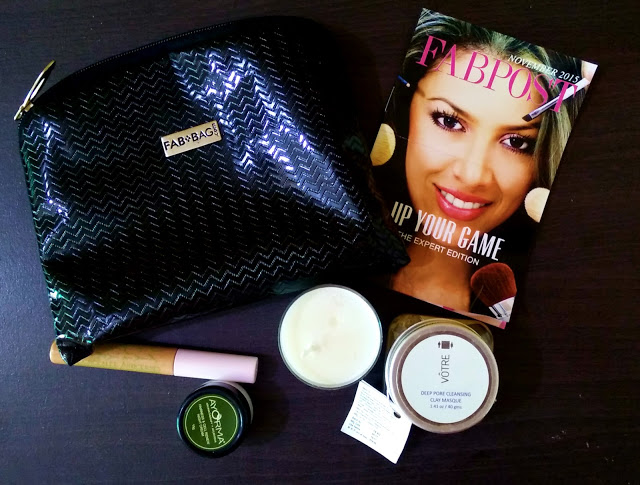 Fab Bag November 2015: First Look