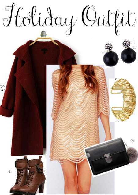 Holiday Outfit for this Christmas or New Year