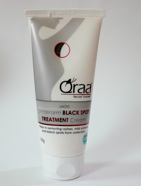Qraa Underarm Whitening Cream Review