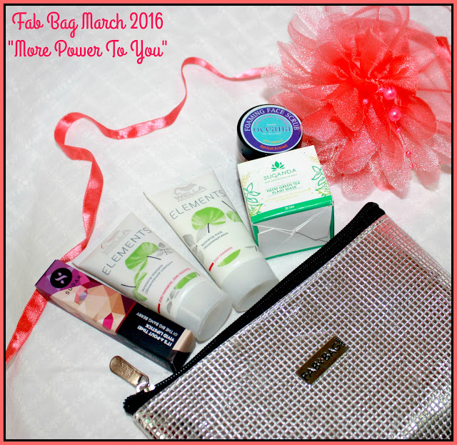 Fab Bag March 2016 Review