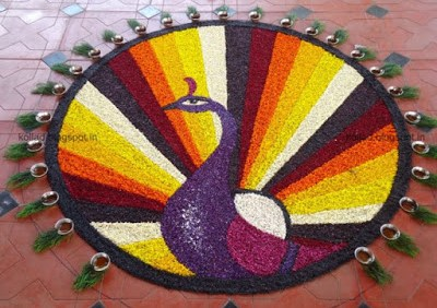 6 Rangoli Designs and Their Types