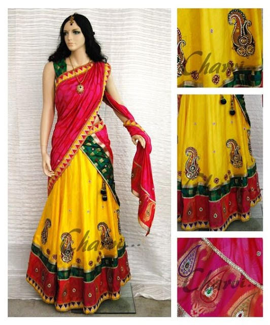 9 Navratri Colours of 2016