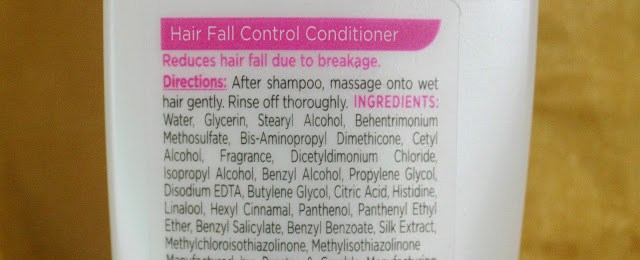 Pantene Hair Fall Control Shampoo & Conditioner #14DayChallenge: Review