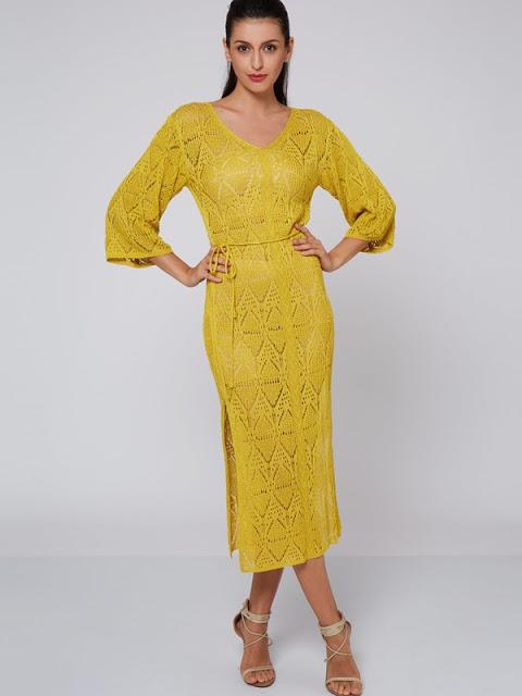 5 BEST STYLES OF SWEATER DRESSES & WINTER DRESSES   ERICDRESS