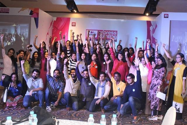 #BergerXP Indiblogger Meet Mumbai