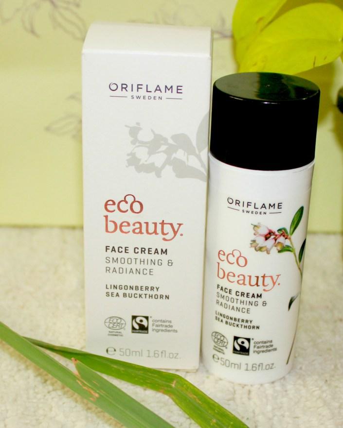 Oriflame Ecobeauty Face Cream Review