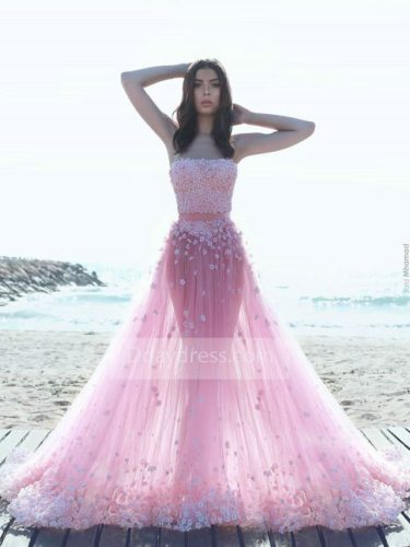 Two-Piece Prom Dresses | Trend Alert 2017