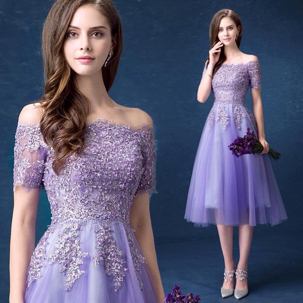 Makeup to Match Purple Dress