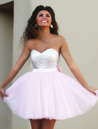 Short Prom Dresses To Make You Dance