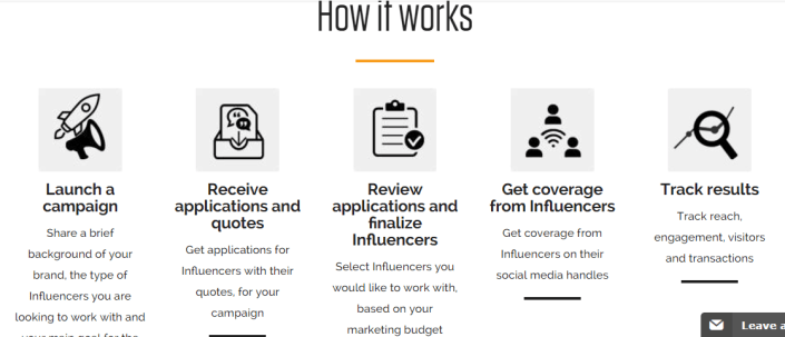 Influencer.in The Best Influencer Marketing Platform In India