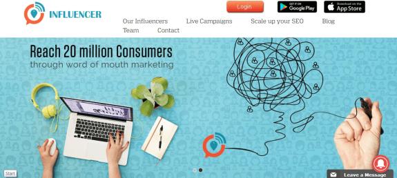 Influencer.in: The Best Influencer Marketing Platform In India