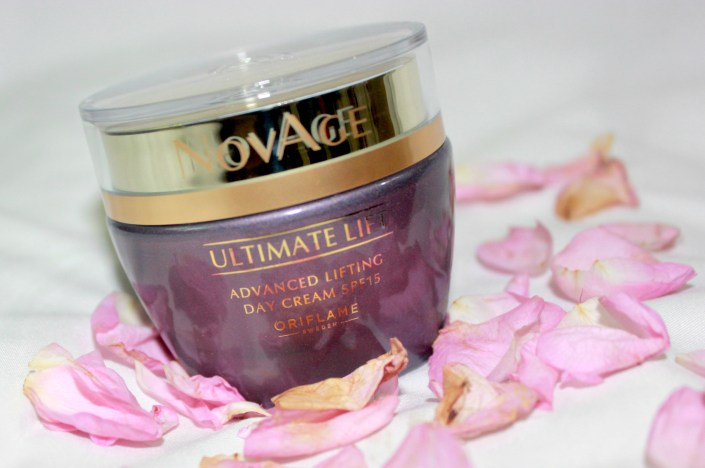 Oriflame NovAge Ultimate Lift Advanced Lifting Day Cream SPF 15
