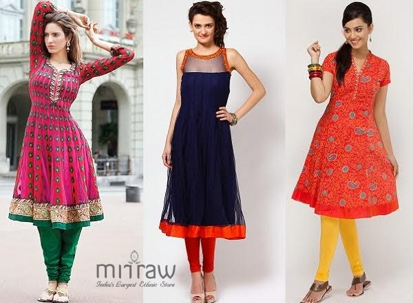 How To Select Kurtis And Tunics As Per Your Body Type