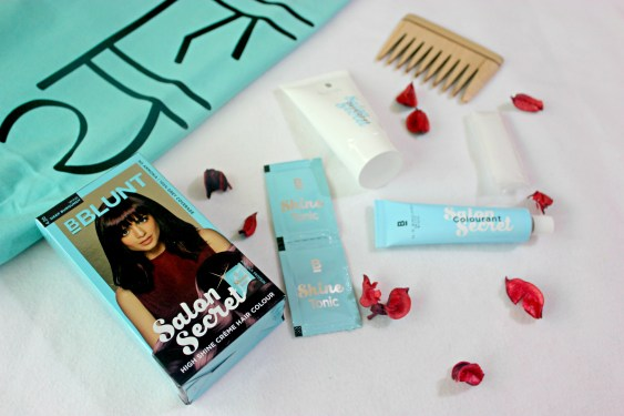 Makeup review and beauty blog beauty fashion lifestyle for Bblunt salon secret