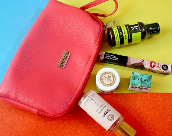 Fab Bag July 2017 Review | The Colour Drama