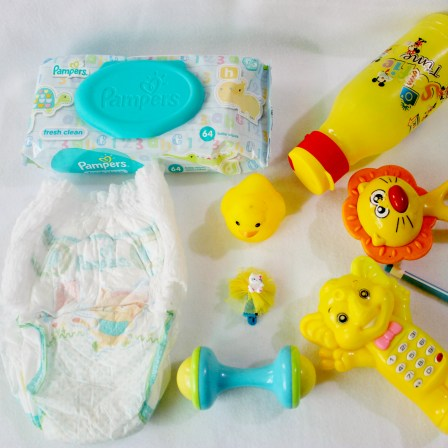 Pampers Fresh Clean Baby Wipes Review