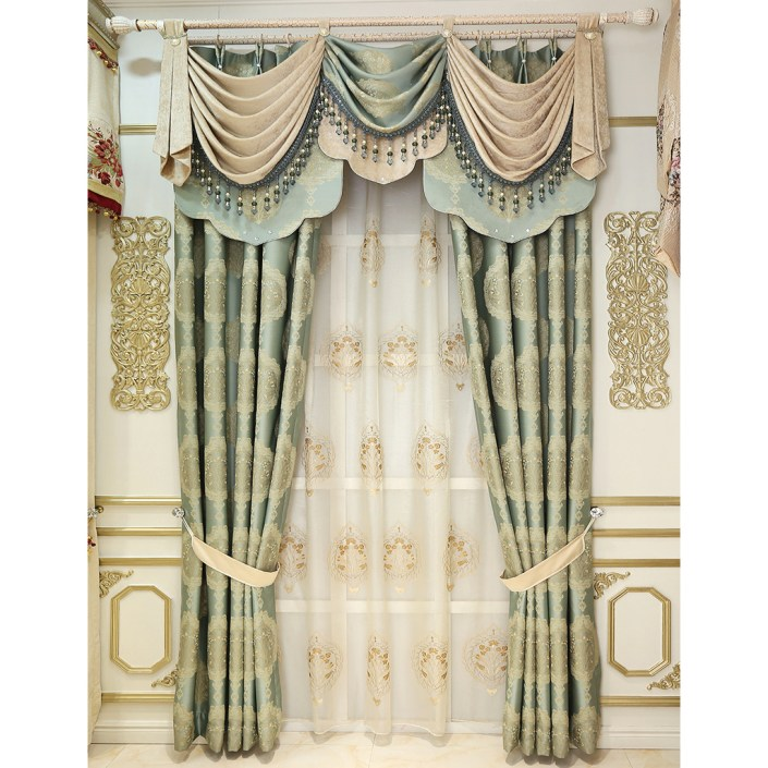 Bring New Freshness to Your Room with Curtains with Valance