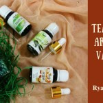 Ryaal Essential Oils Review: (Tea Tree Oil, Argan Oil & Vanilla Oil)