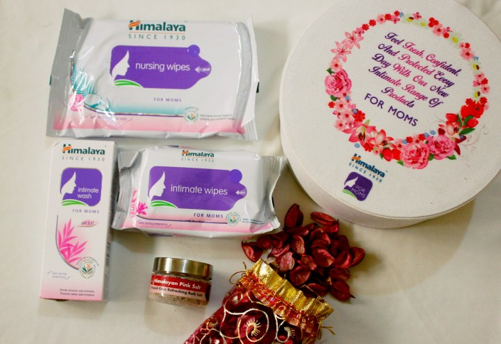Himalaya FOR MOMS Intimate Care Kit