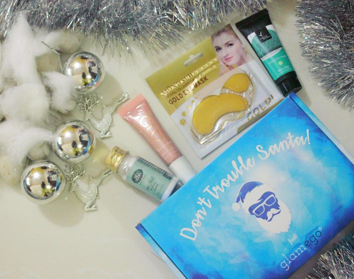 Glamego Box December 2017 Review