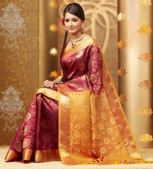 The Best Indian Banarasi Silk Saree Designers You Have To Follow