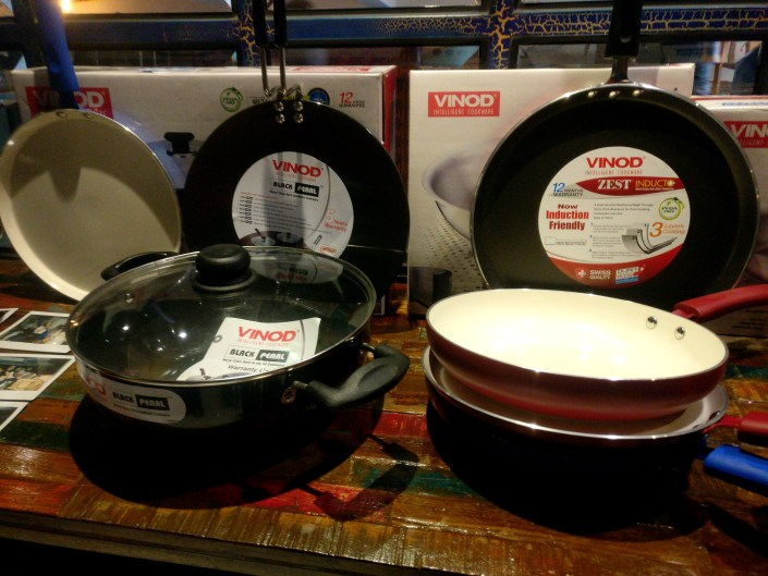 VINOD Intelligent Cookware with FBAI