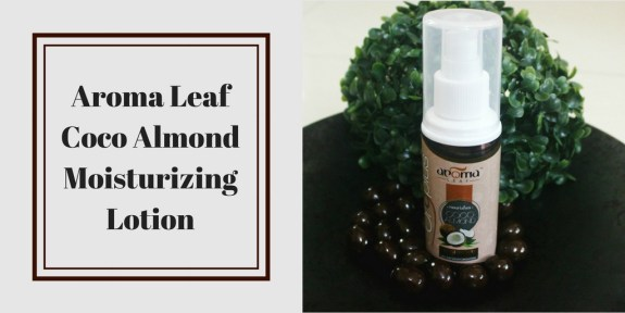 Aroma Leaf Coco Almond Moisturizing Lotion Review