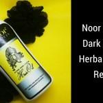 Noor Secrets Dark & Thick Herbal Hair Oil Review