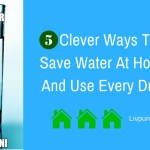 5 Clever Ways To Save Water At Home And Use Every Drop: Livpure #Cuttingpaani Initiative
