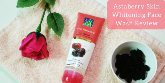 Astaberry Skin Whitening Face Wash Review