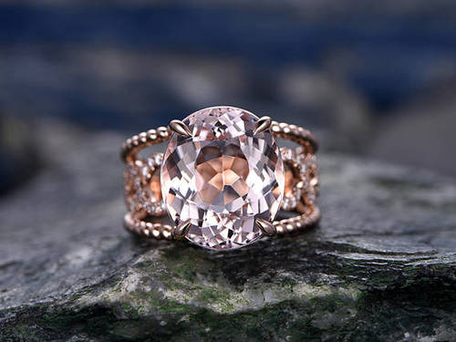 Express Your Ex With Gemstone Diamond Engagement Rings