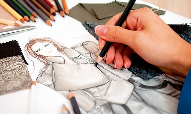 Image result for fashion design courses couple sketches