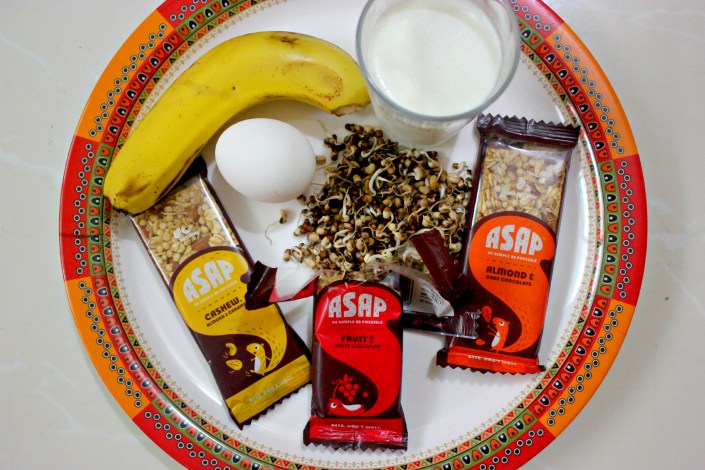 ASAP Almond, Cashew and Caramel Granola Bars Review