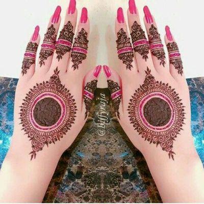 Hartalika Teej 2018 Latest and Easy Mehndi Design Photos