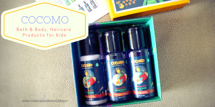 Review: Cocomo – Bath & Body, Haircare Products for Kids