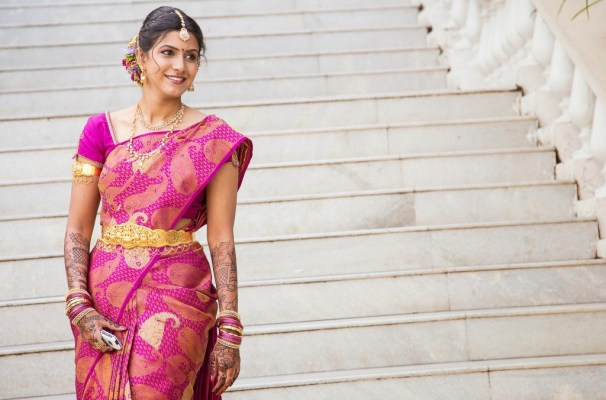 16 Elegant Designer Blouses for Wedding Sarees