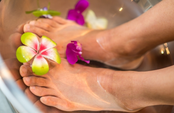 Beauty Therapy Tips For Your Feet