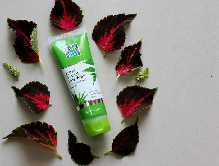 Astaberry Neem & Aloe Face Wash Review