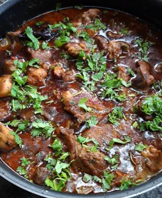 Korai Chicken Recipe