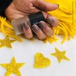 SUGAR Tip Tac Toe Nail Lacquer - 053 Bow Brown