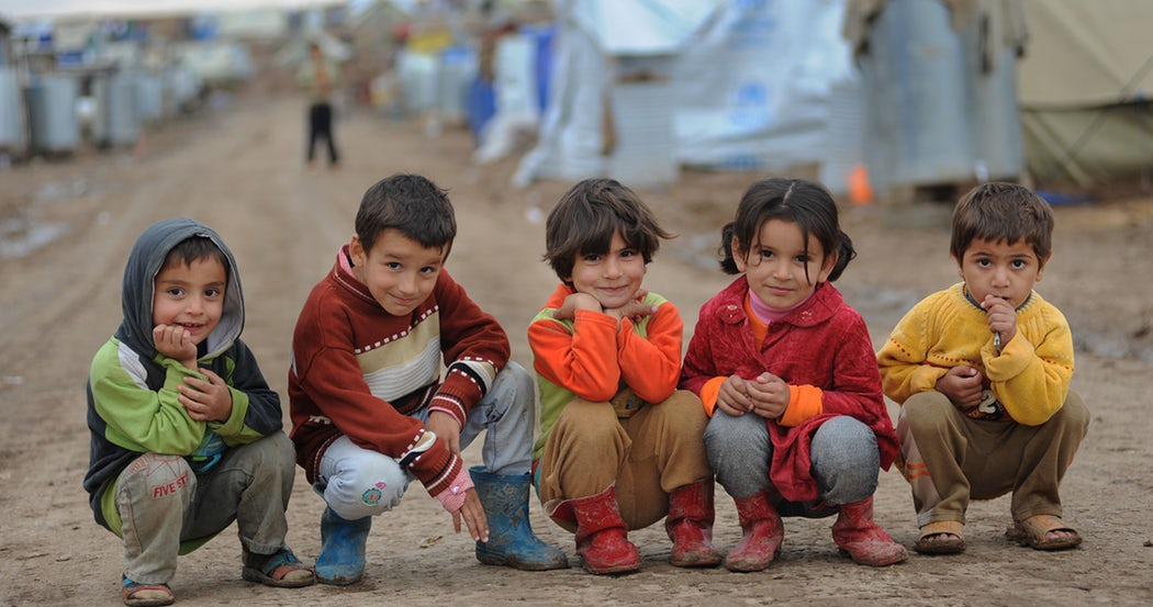 Innocent Children, Children at Risk, The Civil War