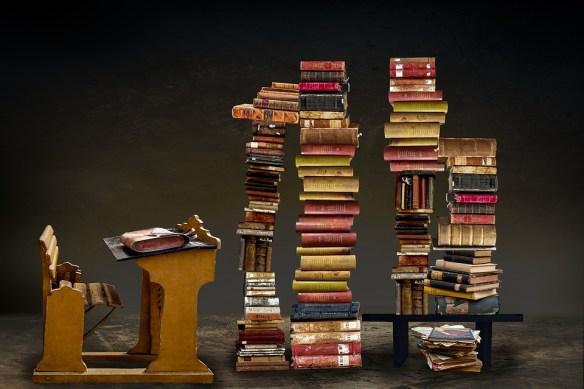 Pillars of Book