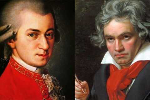 Mozart & Beethoven – Music Maestros Magic at Play