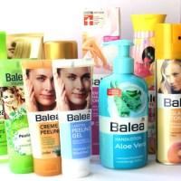 Balea - omiljeni i manje omiljeni proizvodi za kosu, lice, telo i protiv čudovišta