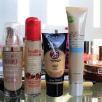 Omiljeni proizvodi iz drogerija - puderi, korektori, bronzeri, rumenila, baze