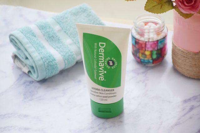 Dermavive Hydra Cleanser