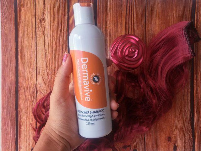 Dermavive Dry Scalp Shampoo